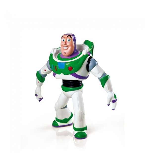 Boneco Plastico Buzz Toy Story - Grow